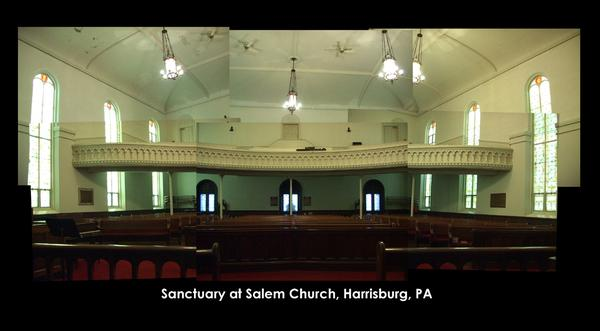 The Sanctuary at Salem UCC