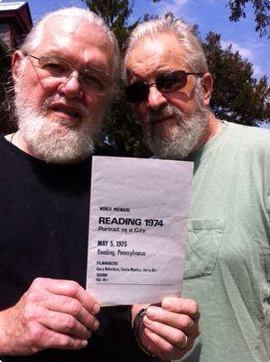 gary and jerry reading