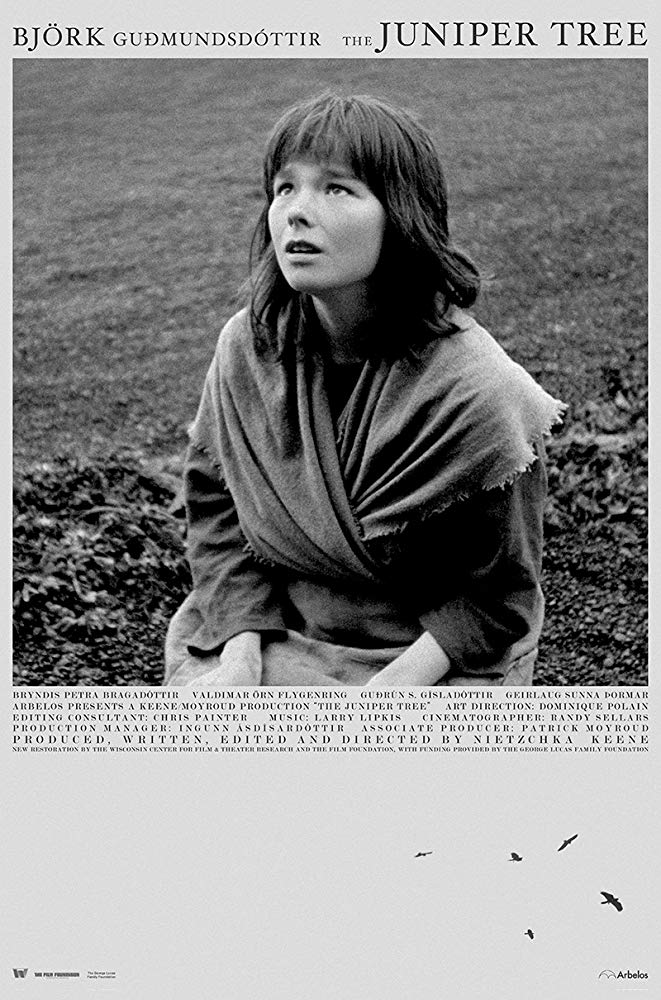 The Juniper Tree Poster Bjork