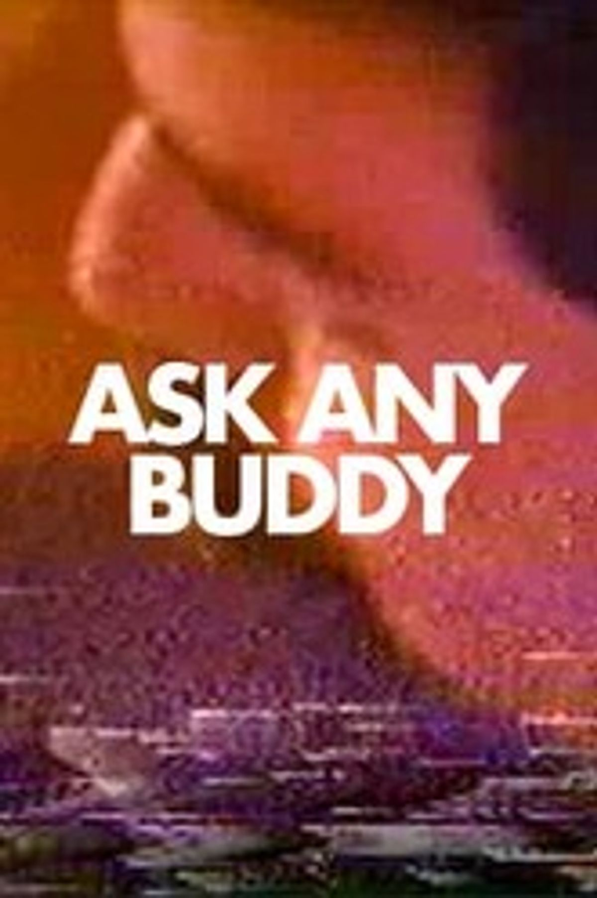 Ask Any Buddy Film Poster