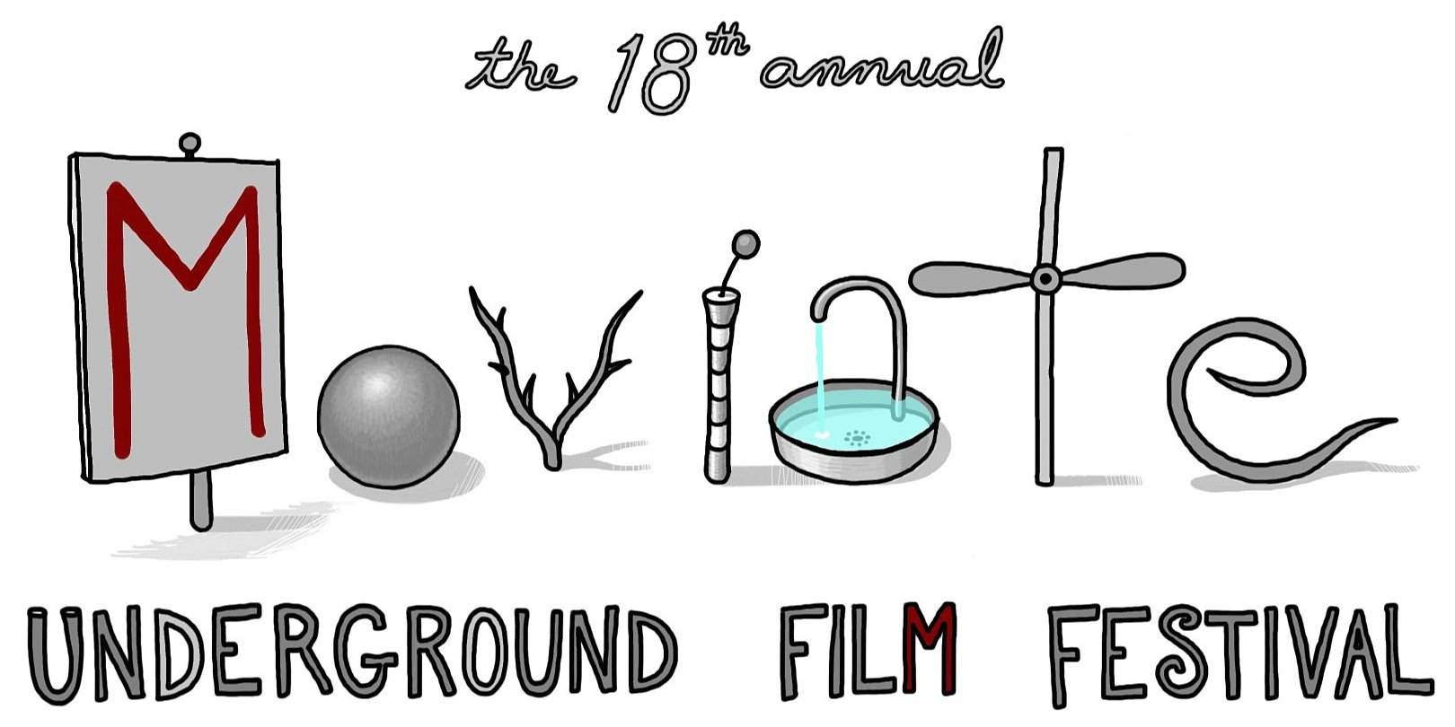 Moviate Underground 18th Annual Film Festival