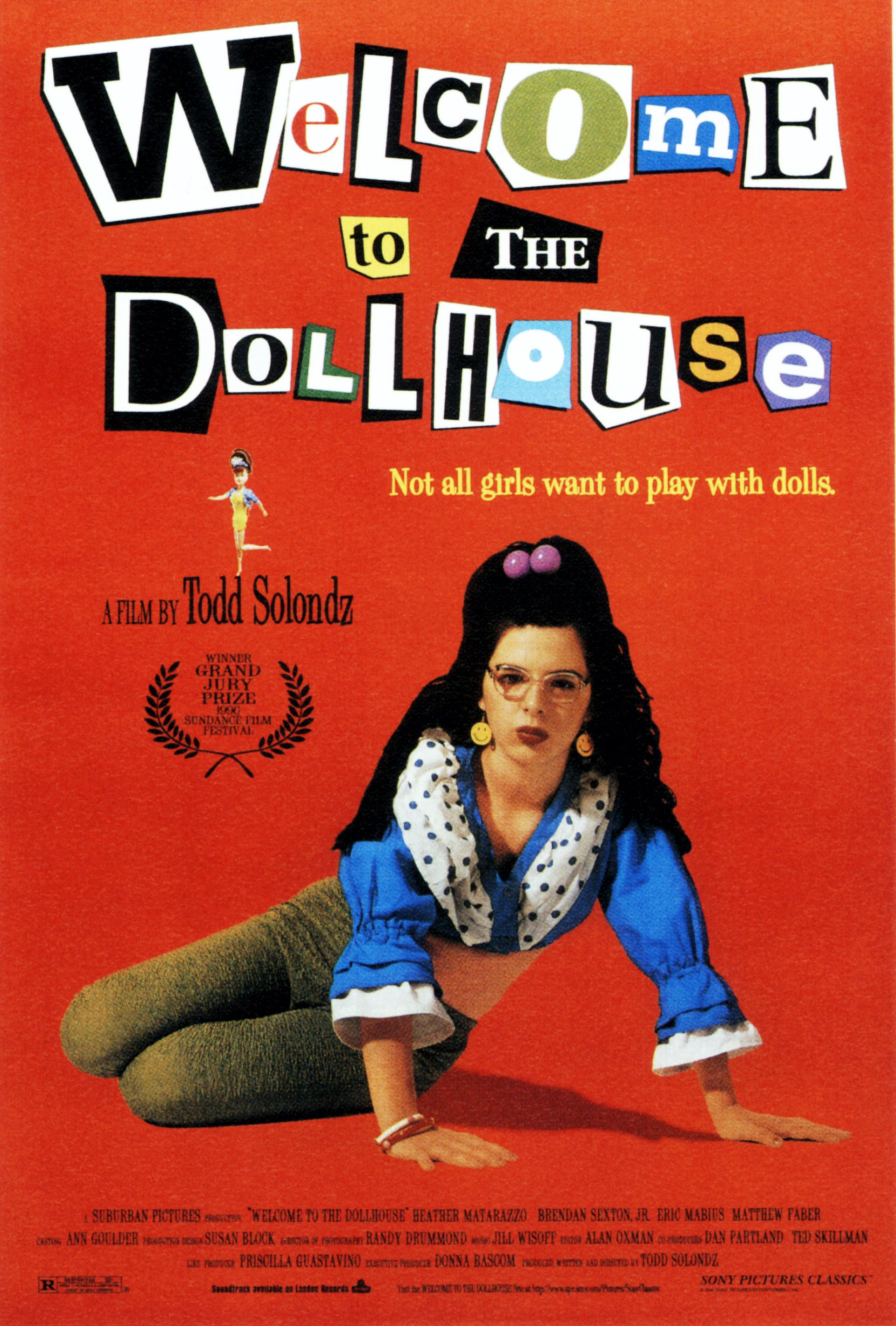 Moviate Underground Film Festival 2019 Welcome to the Dollhouse
