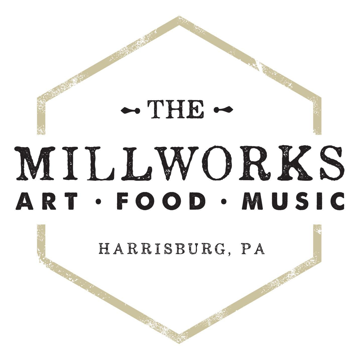 The Millworks Harrisburg PA Logo